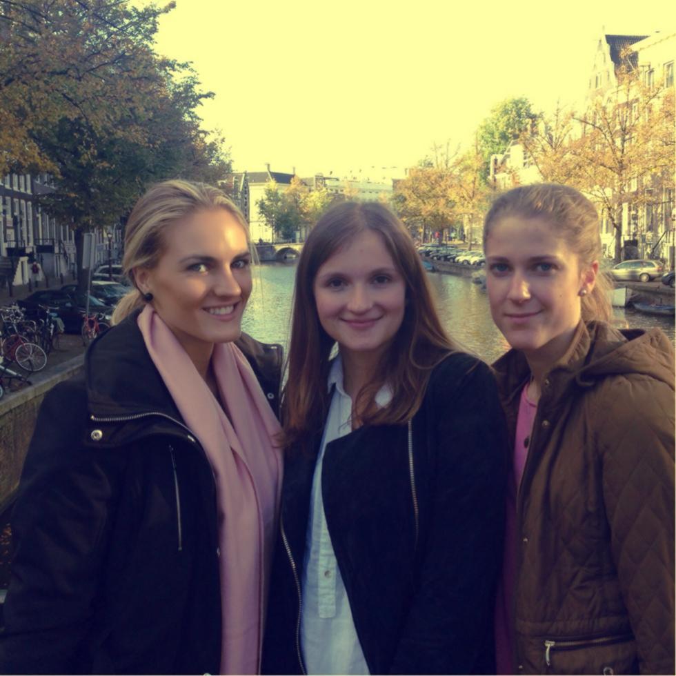 drei in Amsterdam
