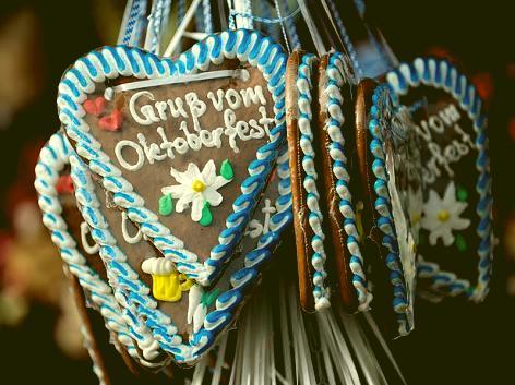 Zu Besuch auf dem größten Volksfest der Welt