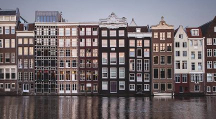 Spontaner Trip nach Amsterdam