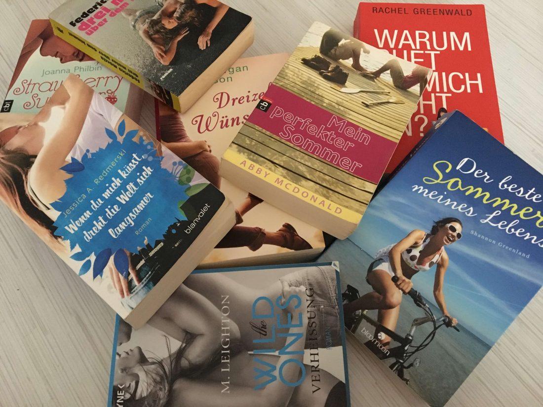 7 (romantische) Bücher die jedes Mädchen gelesen haben sollte