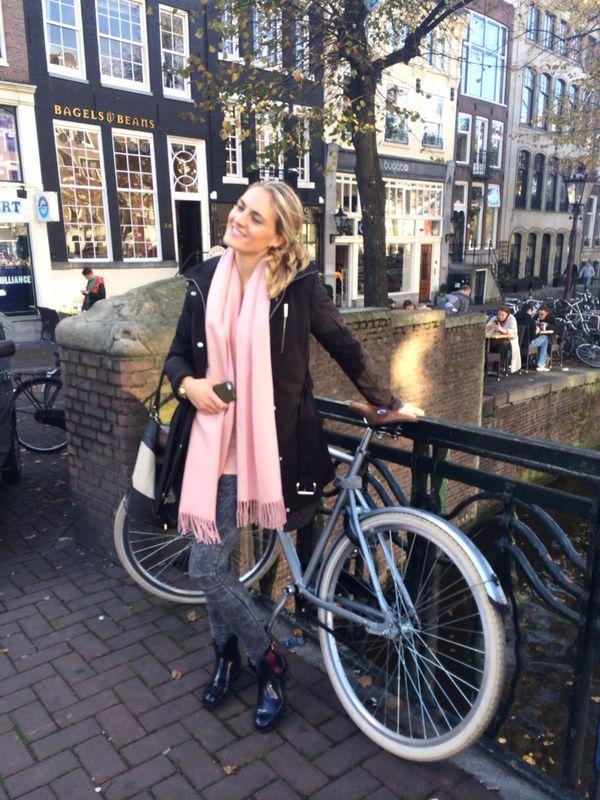 Fahrrad Holland