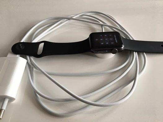 magnetisches Aufladekabel der Apple Watch