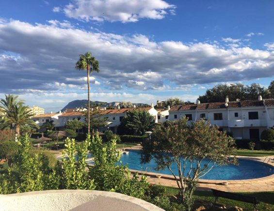 Der Wunderschöne Ort Dénia in Spanien