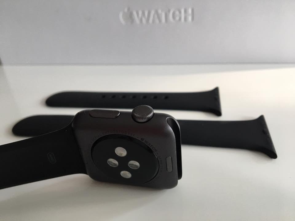 Apple Watch Armband ganz einfach rausklicken